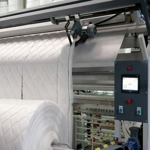 Automated computerized quilt fabric cutting machine Machinery Manufacturer