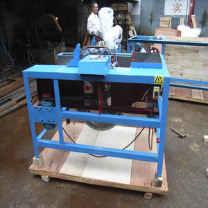 Automatic wooden toothpick making machine