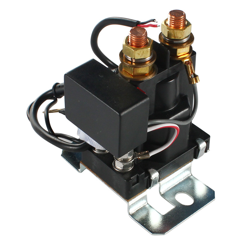 Camper Part Lead Acid and Lithium Batteries Camper battery isolator 12v  SUV 12V/24V 200A battery isolator in relays