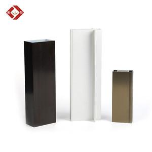 China Top Construction Window Anodizing Aluminum Profile/Aluminum Profile Accessories