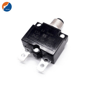 Circuit Breaker 30A Reset switch over loading protector for mobility scooter electric handicapped scooters