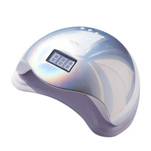 Colorful SUN5 Nail Dryer 48W Nail UV Lamp For Nails Art Tool Manicure Machine With 24LEDs Bead Nail Lamp Fast Curing Gel Polish