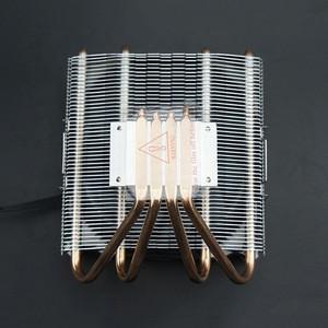 Computer Case Processor Cooper Heat Pipe CPU Cooler 4 Heat Pipes Cooling for desktop