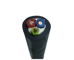 Copper core XLPE insulated PVC sheathed power cable