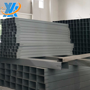 Corrosion Resistant Powder coated hot dipped galvanized cable trunking