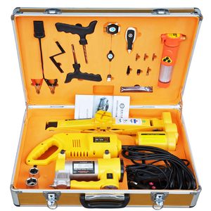 Electric Jack And Wrench Auto Repair Tool For High-end Suits