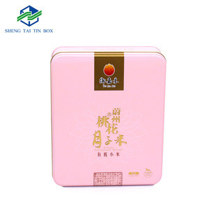 Factory directly first food grade tinplate made in China wholesale mooncake box