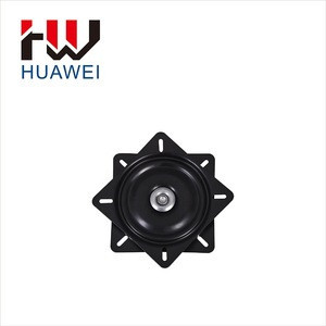 Furniture ball bearing swivel plate for Rotating chair base seat parts