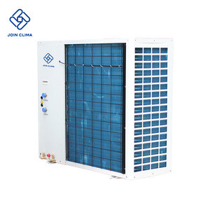 High Efficiency Gas R410A Inverter Air To Water Heat Pump/Inverter Heat Pump Water Heater