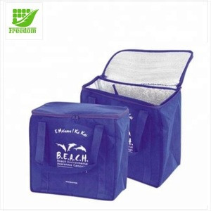 High Quality Insulated Eco-Friendly Polyester Lunch Cooler Bag