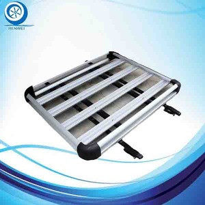 High quality of aluminum car roof rack for Foreign Car