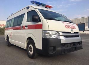 High Quality STUTENHAM Hospital Emergency Ambulance Hiace High Roof  Ambulance Car