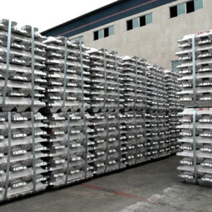 Hotcake China wholesale cheap A7 A8 pure primary aluminium ingot price for sale