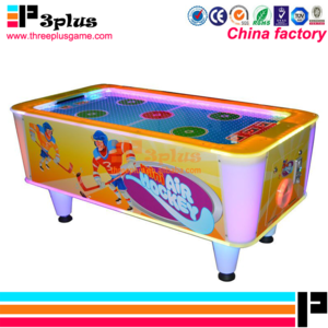 Indoor playground mini table game machine Game room kids air hockey for sale