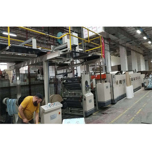 IPACK duplex paper board packing production line