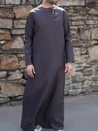 Islamic men's thobe & jubbah