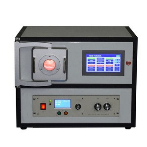 LCD touch screen optical glasses plasma cleaner