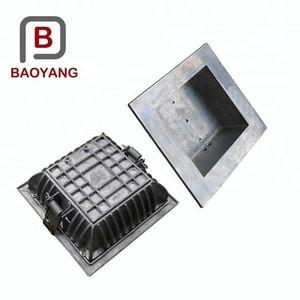 Lighting accessories die casting aluminum LED street light housing