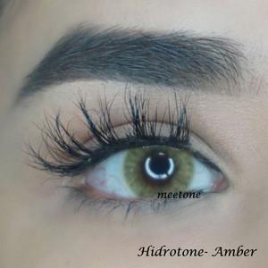 Meetone Hidrotone 18 Colors 1 Color Best Natural Korean Meetone Contact Lenses