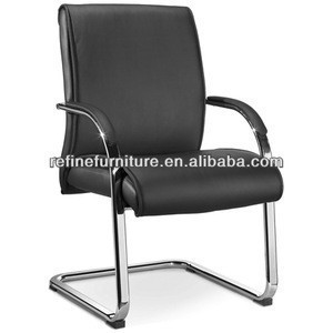 Modern leather hospital waiting room chairs salon RF-L064