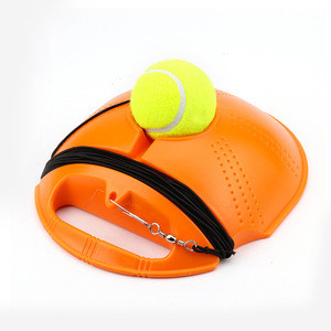 Multifunction single training rebound tennis PE tennis trainer Single Tennis Trainer