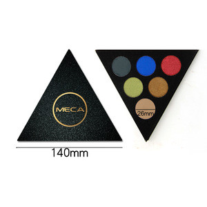New Private Label Make Up  Eyeshadow No Brand Eyeshadow Palette Wholesale