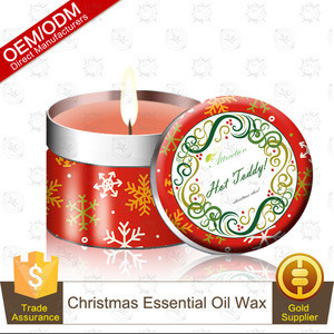 New ProductsSoy Wax Essential Oil Body Massage Candle Gift Set 2 pcs/set