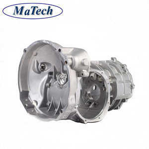 OEM Custom Low Pressure Aluminum Die Casting Transmission Housing