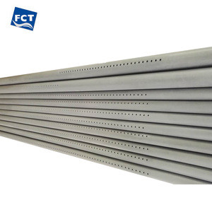 Price of silicon carbide pipe rbsic cooling pipe from Tangshan
