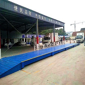 SCS 80T 3M x18M Truck Scale Weigh bridge