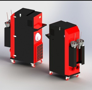 Supply industrial smoke / New Brand dust collectors machine,no filter , electric smoke machine