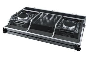 SYNQ CDJ set DMC1000 + SMD-2 Combination Set Compact Portable DJ CD/MP3 Player