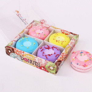 Wholesale Latest Design Fizzy Doughnut Bath Bomb Set