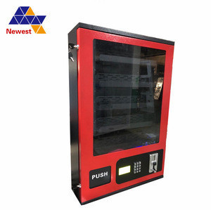 With credit card payment tabletop snack vending machine/food vending machine/mini vending machine