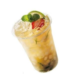 ZSL-BT-001M Chinese Bubble Tea Ingredients Baking Jasmine Flavor Loose Leaves Detox Slim Tea Cold Drinks