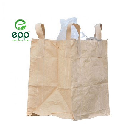 Vietnam supplier for best price and top quality tubular super sack jumbo bag