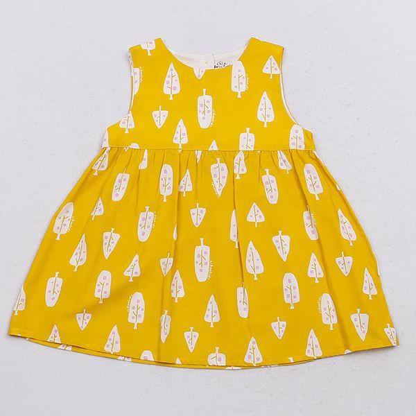 2019 Baby Girl Dress