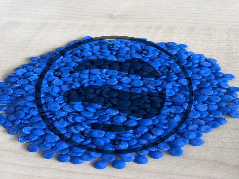 Recycled HDPE