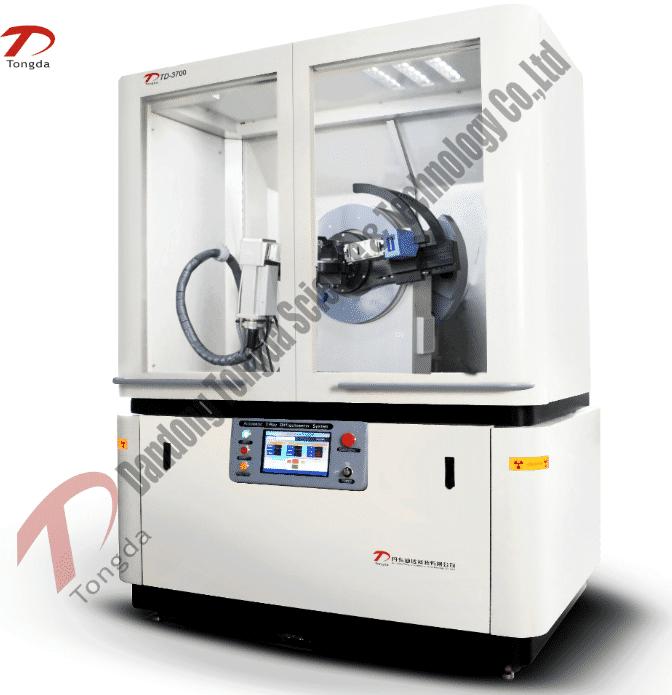 XRD TD-3700 X-ray diffractometer