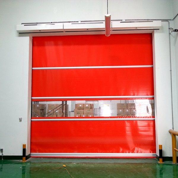 Automatic explosion-proof Rapid High Speed Rolling Shutter Door