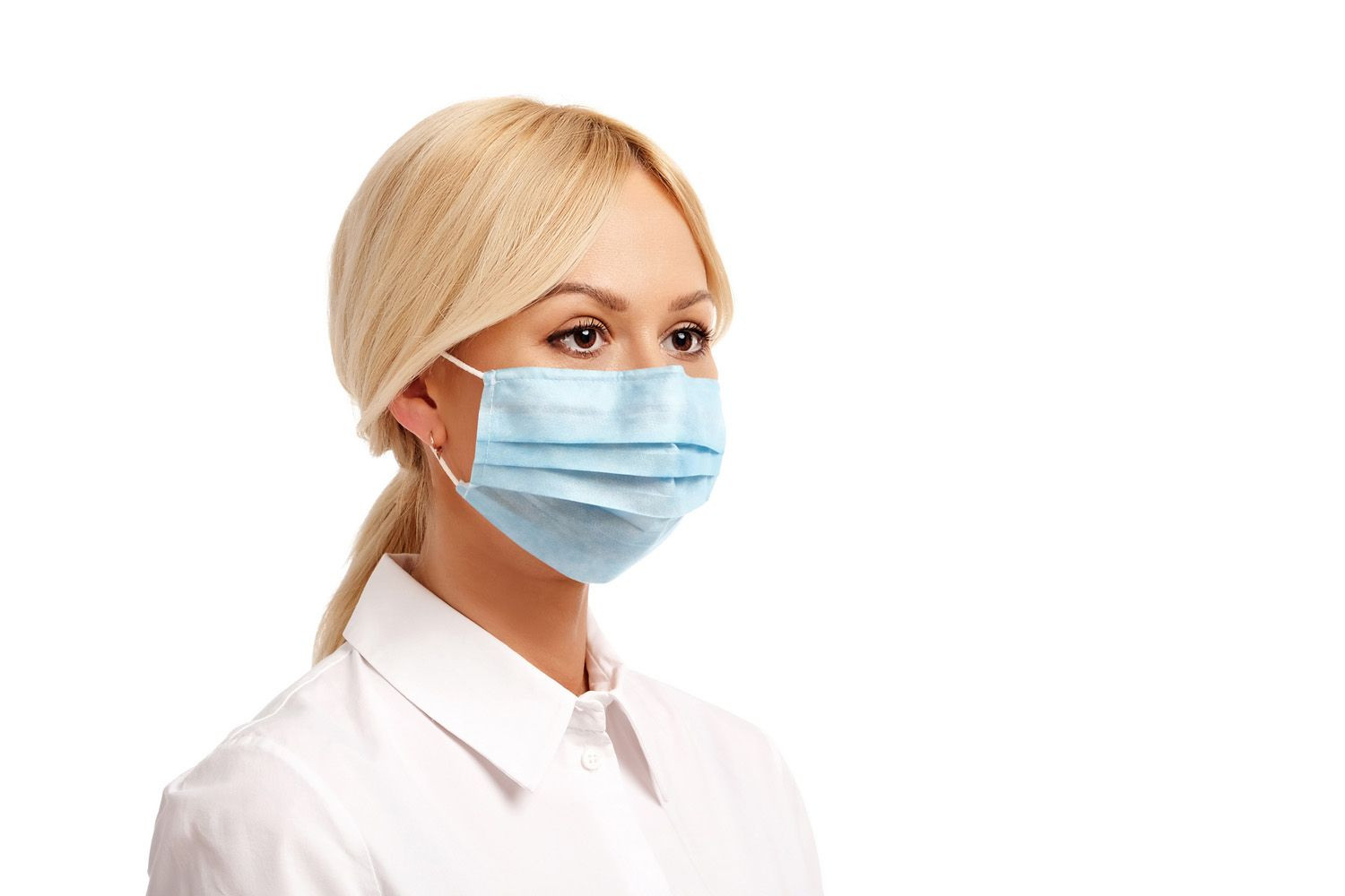 Surgical Face Masks - 3 Ply Disposable - 50 pieces in a box