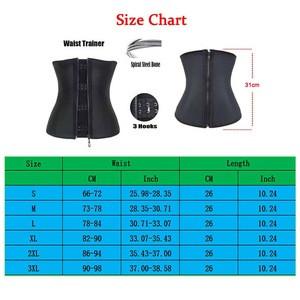 2018 Wholesale Women Waist Trainer Neoprene Body Shaper For Weight Loss Fajas Girdle Corset OEM Factory Sale