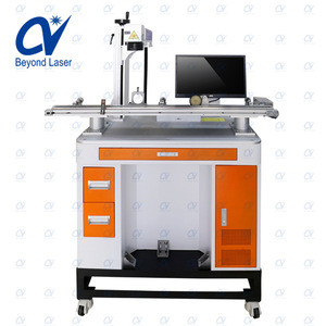 20w portable laser etching machine for Active Components
