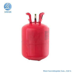 22.3L helium gas bottle tank