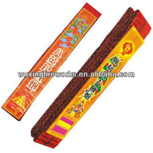 8 feet red firecracker fireworks bunga api Malaysia fire cracker
