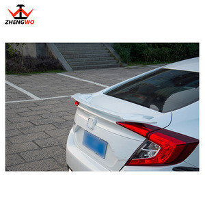 ABS plastic design car spoiler for Honda car