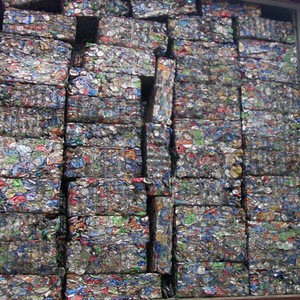 Baled Aluminum Used Beverage Can Scrap ubc for sale