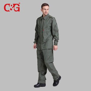 China manufacturer army clothing green military uniform