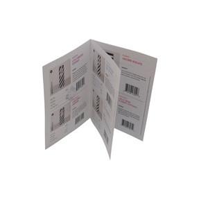Custom print offset paper magazine or instruction wholesale