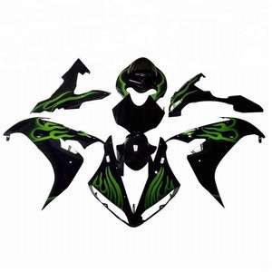 Customize Injection ABS Motorcycle Fairing Body Kits For Yamaha YZF-R1 1998-2017